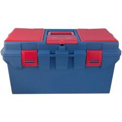 Caja de herramientas de plástico
