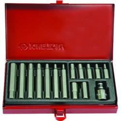 Caja de puntas Hexagonales 10mm - 15 piezas