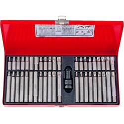 Caja de puntas 10mm - 43 piezas