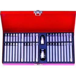 Caja de puntas 10mm - 44 piezas