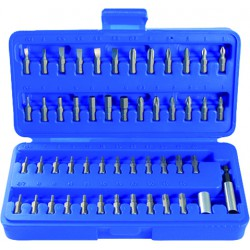 """Caja de puntas 1/4"""" - 50 piezas"""