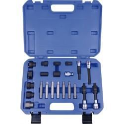 Extractor para poleas de alternador - 22 piezas