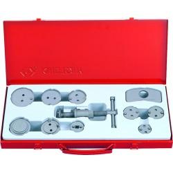 Caja separador pistón presión/rotación - 11 piezas