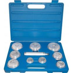Caja de montaje para los anillos de palier y de estanqueidad