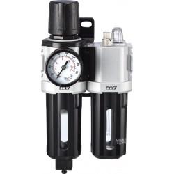 Filtro regulador - lubricador 5~60 ºC