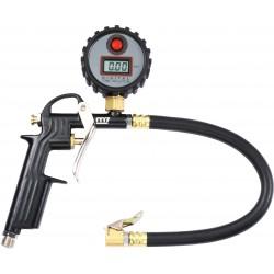 Inflador digital para neumáticos 30cm