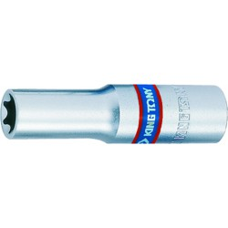"Vaso para tornillos macho Torx® 1/2"" (12,7mm) largo E22"