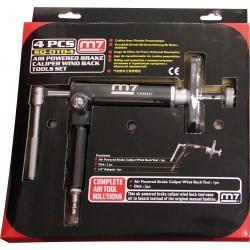 Separador de pistones de frenos neumático - 4 piezas