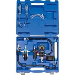 Kit comprobador circuitos de refrigeración.
