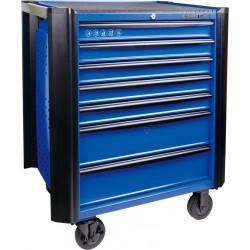 Carro para taller -Bumper- Azul
