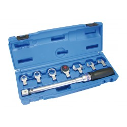 Caja de llaves de puesta en marcha 9x12mm - 8 piezas