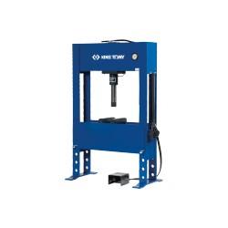 Prensa hidráulica manual para talleres móviles de camiones e industria pesada 100 Toneladas
