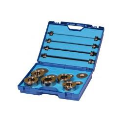 Cofre extractores de silent-blocs - 34 piezas