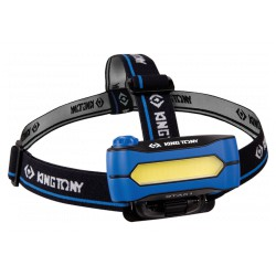 Linterna frontal LED 5W.