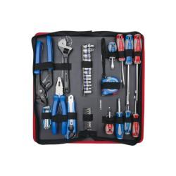 Estuche de herramientas - 43 piezas