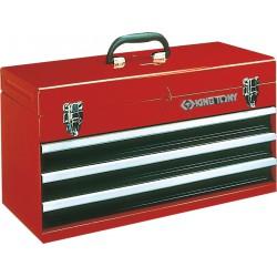 Cofre metálico transportable